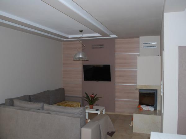 Wnętrze mieszkania 503
