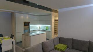 Wnętrze mieszkania 482