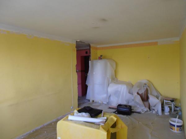 Wnętrze mieszkania 454