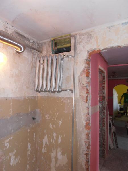 Wnętrze mieszkania 459