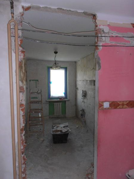 Wnętrze mieszkania 460