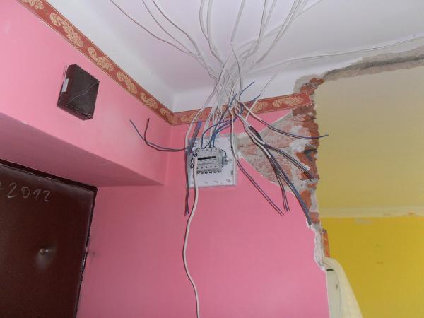Wnętrze mieszkania 468