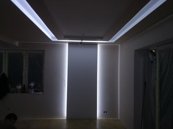 Wnętrze mieszkania 402