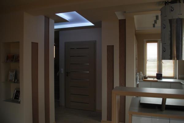Wnętrze mieszkania 410