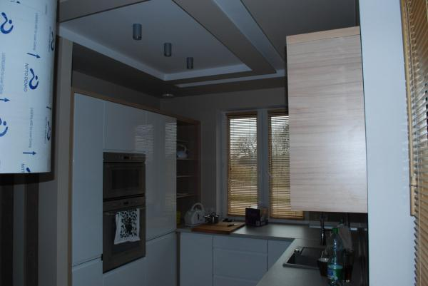 Wnętrze mieszkania 413
