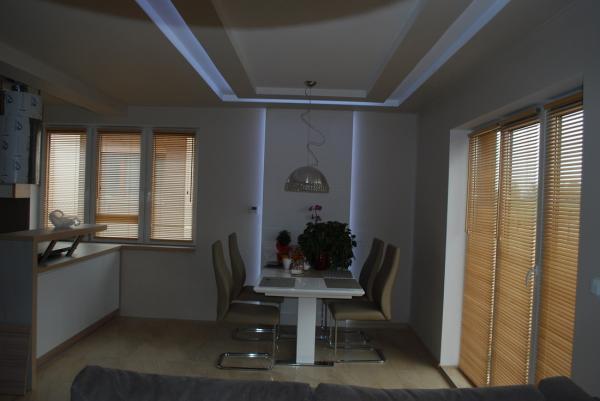 Wnętrze mieszkania 414