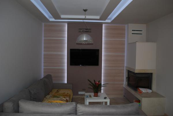 Wnętrze mieszkania 416