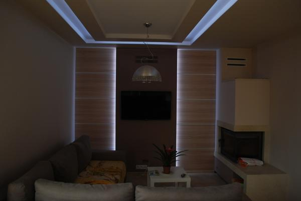 Wnętrze mieszkania 417