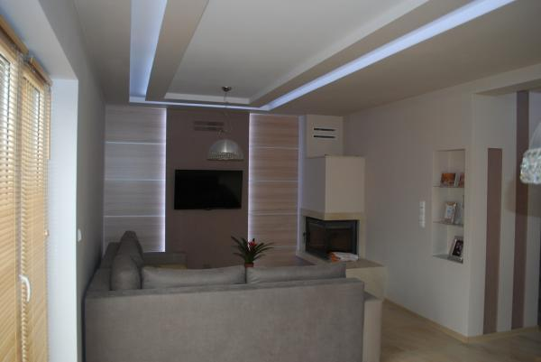 Wnętrze mieszkania 419