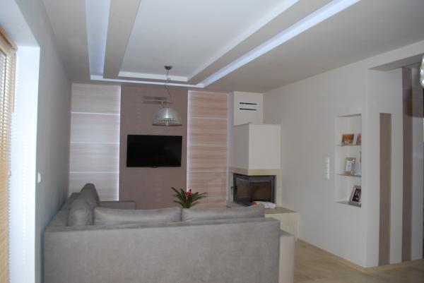 Wnętrze mieszkania 420