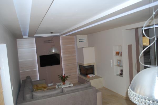 Wnętrze mieszkania 422