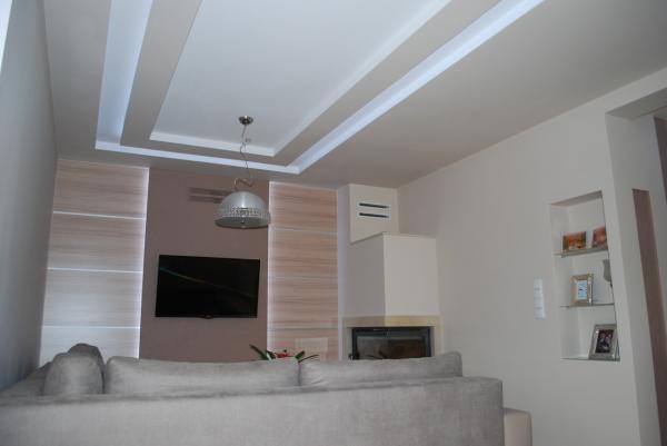 Wnętrze mieszkania 424