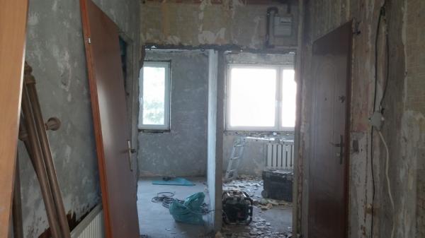 Wnętrze mieszkania 309
