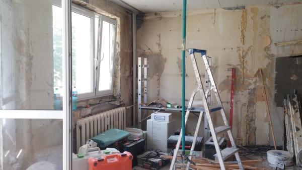 Wnętrze mieszkania 317