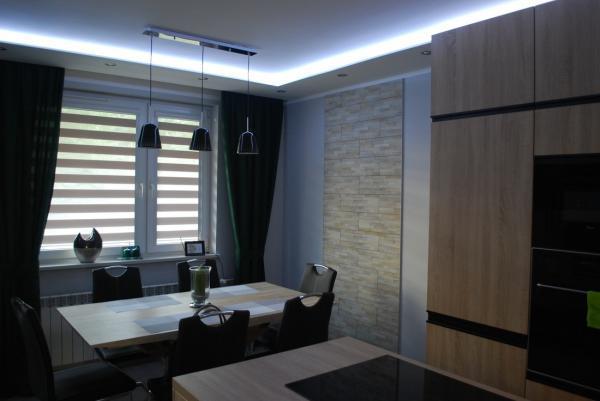 Wnętrze mieszkania 320