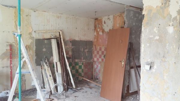 Wnętrze mieszkania 326