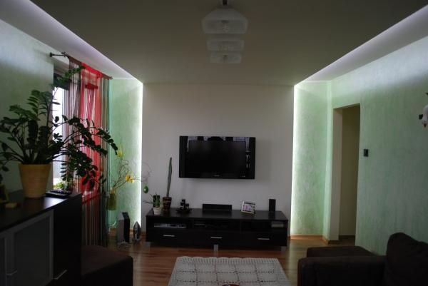 Wnętrze mieszkania 250
