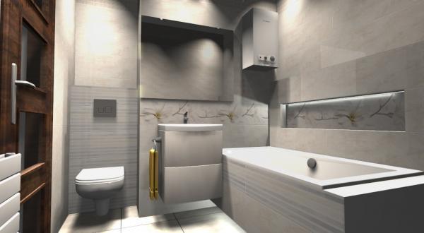 Wnętrze mieszkania 240