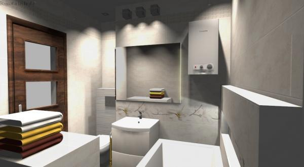 Wnętrze mieszkania 242