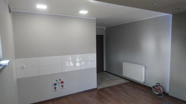 Wnętrze mieszkania 206