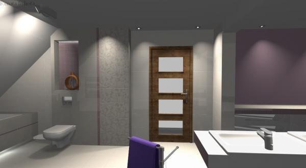 Wnętrze mieszkania 185