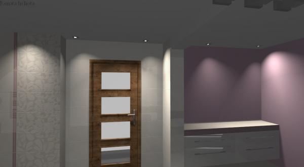 Wnętrze mieszkania 160
