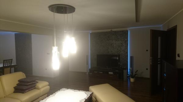 Wnętrze mieszkania 140