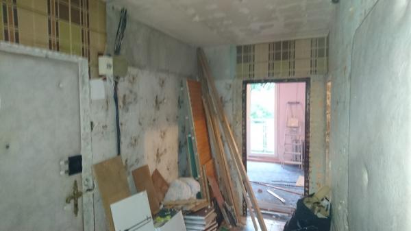 Wnętrze mieszkania 68