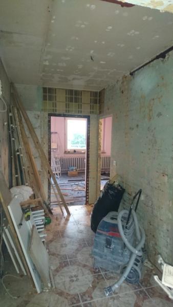 Wnętrze mieszkania 77
